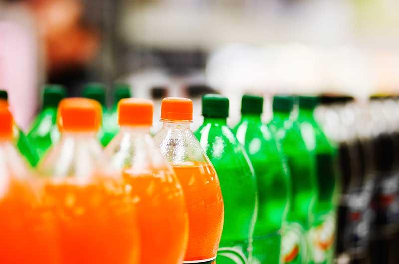 Calorie-Laden Beverages