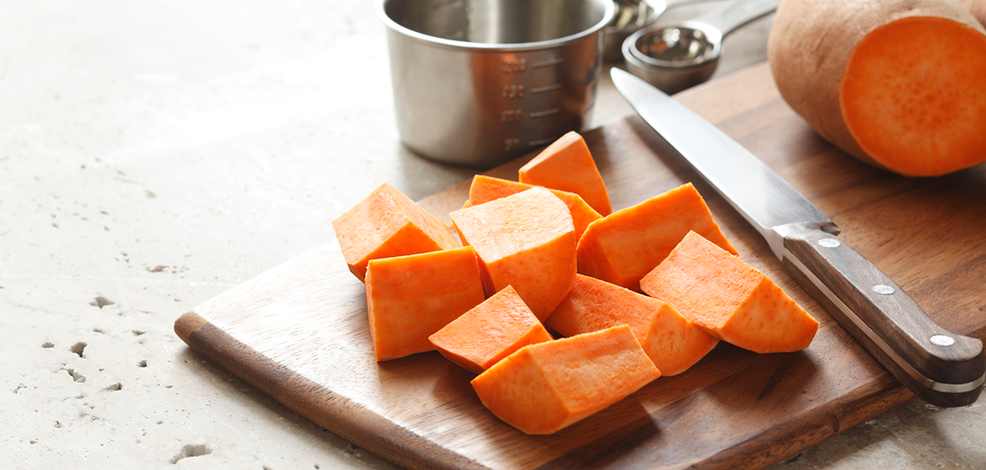 Myth: Sweet Potatoes are Better than White Potatoes