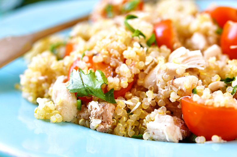 Delicious High-Protein Dinner Recipes