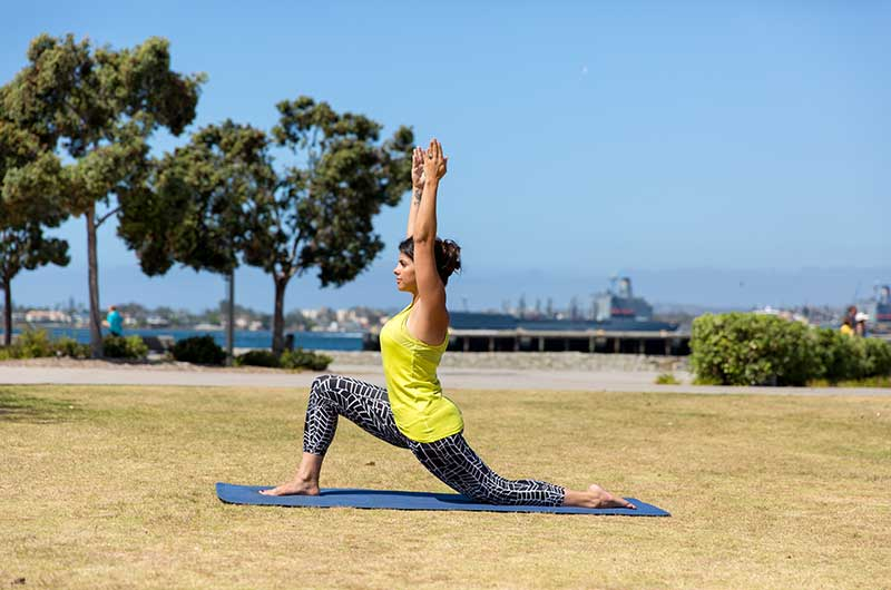 10-minute Foundational Yoga Routine