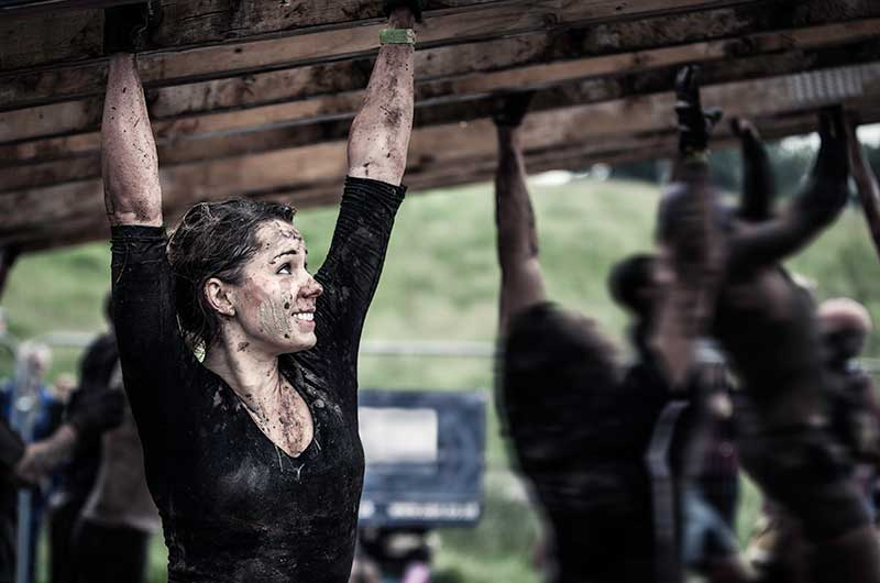 Mud Runs and Obstacle Course Races