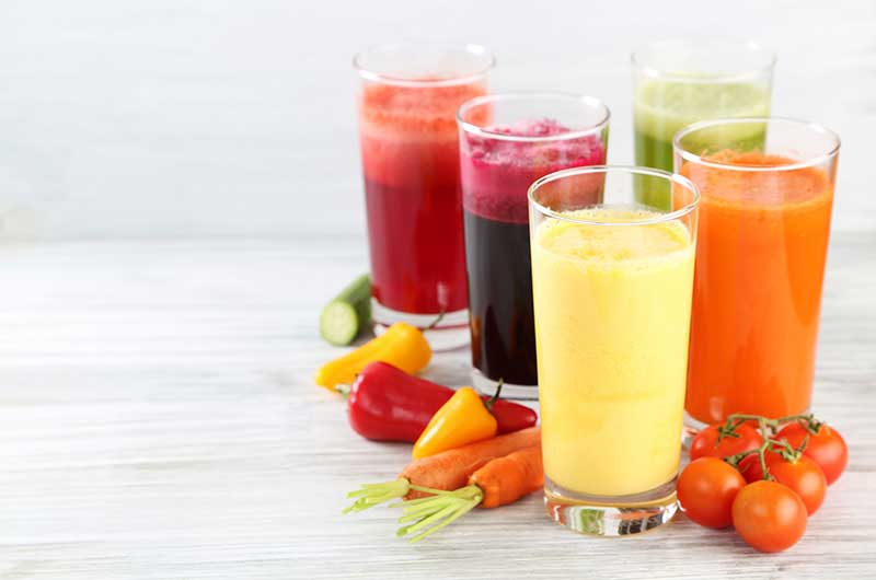 Cleanses, Detoxes and Juice Diets