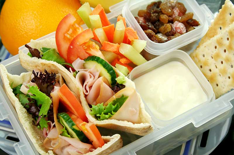 Back to School Lunchbox Swaps