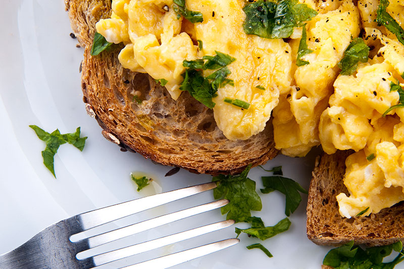 3 Healthy Power Breakfasts to Keep You Fueled