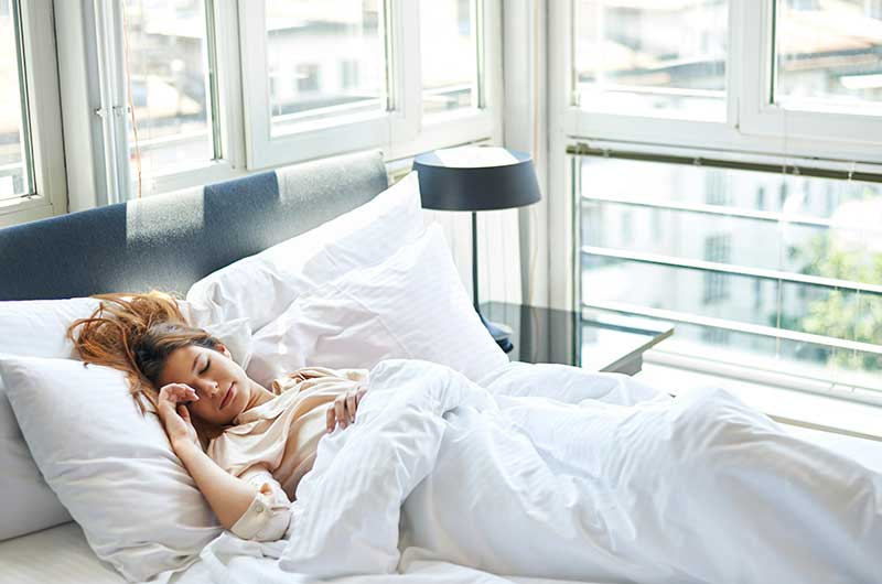 The Science Behind a Better Night's Sleep
