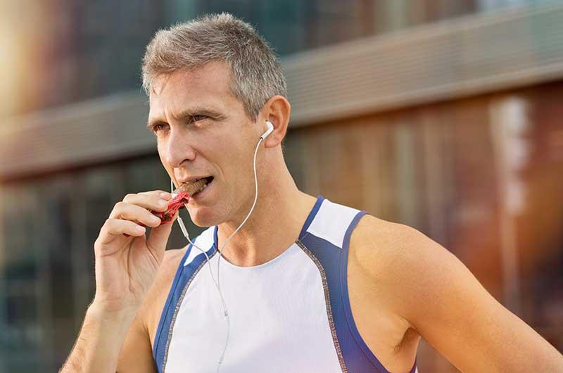 Make Post Workout Nutrition A Non-Negotiable