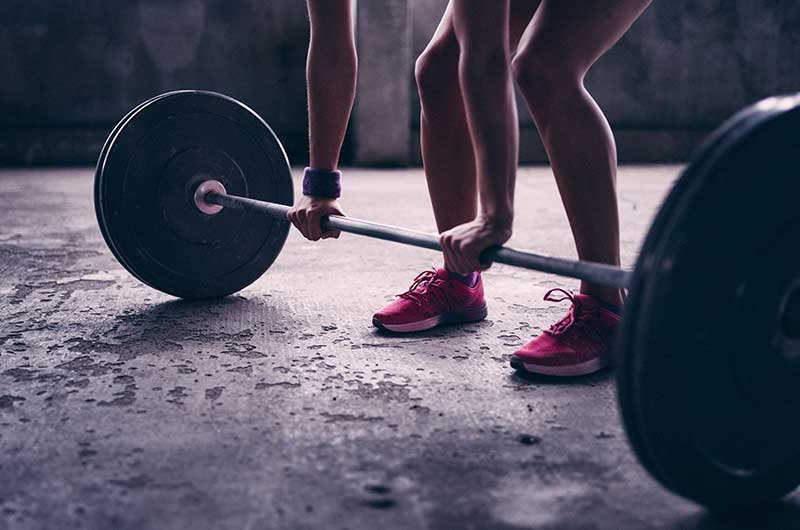 Four Ways to Help Your Body Recover From a Big Lift Day