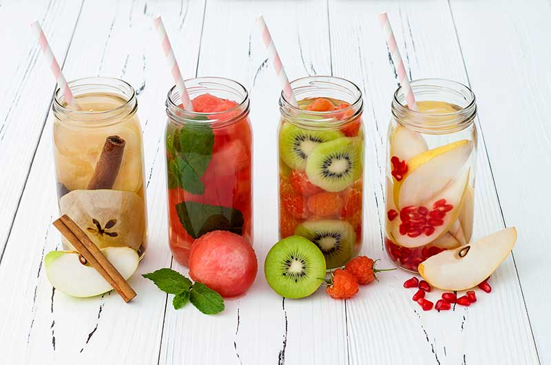 Delicious Water Infusions