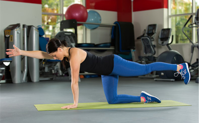 Improve Stability and Mobility with These Beginner Core Exercises