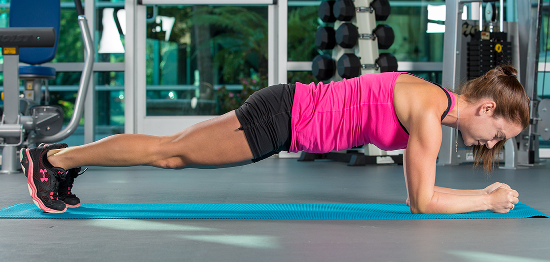 5 Plank Variations to Help Build a Strong Core