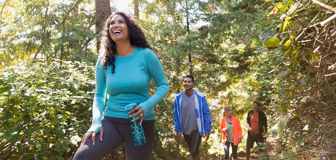 Get Out! 5 Benefits of Outdoor Exercise