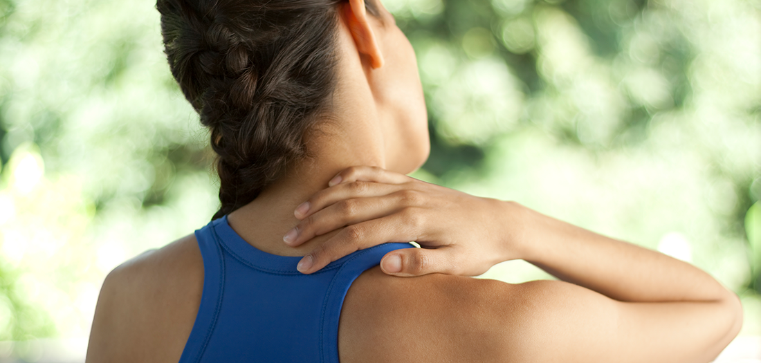 How to Get Rid of That Pain in Your Neck