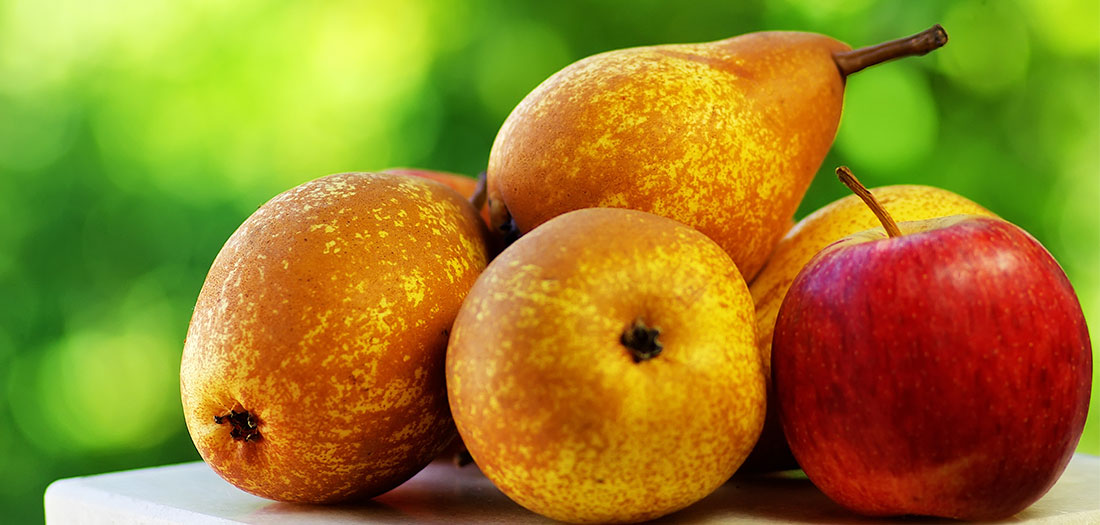 Are You an Apple or a Pear? How to Eat for Specific Body Types