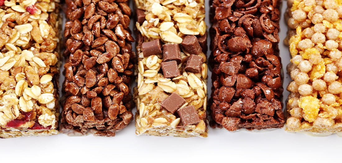 Granola bars aren't so good for your waistline