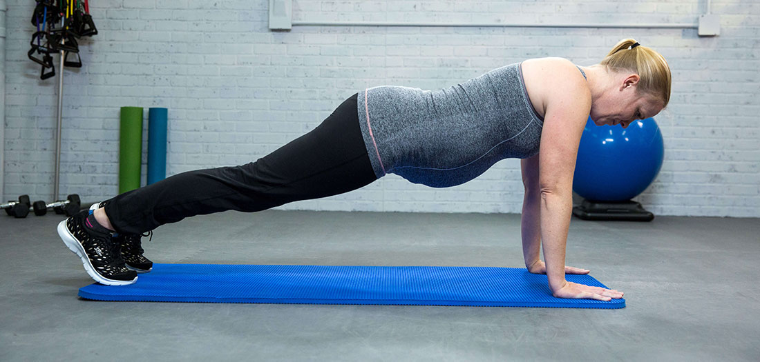 Top 3 Core Exercises While Pregnant