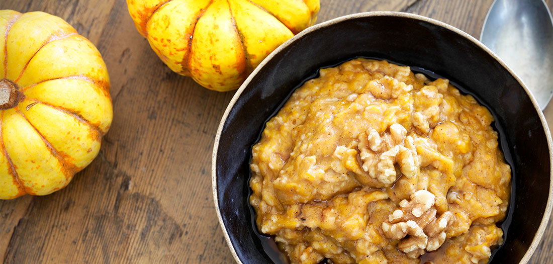 Pumpkin Power: 3 Healthy Recipes for the Fall
