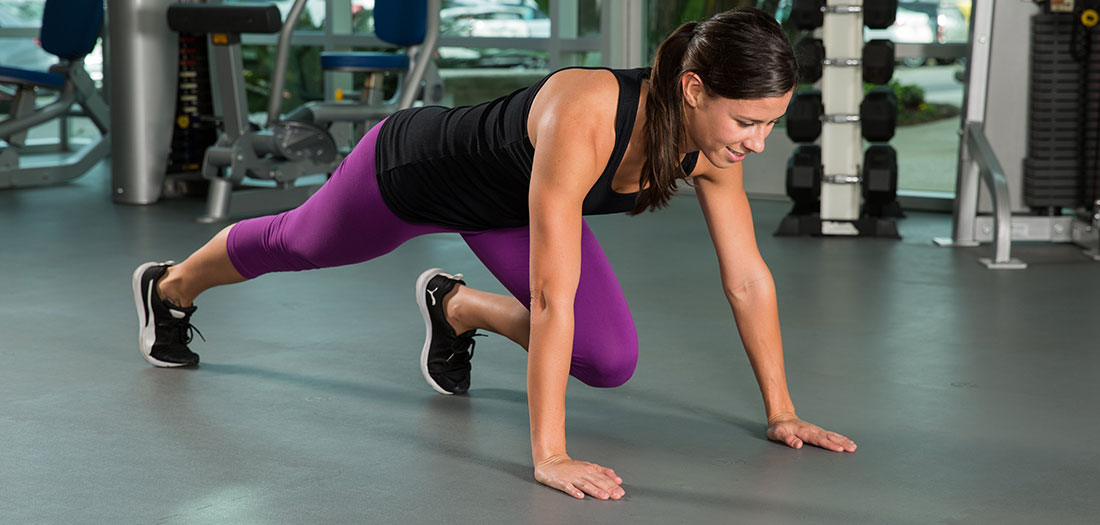 Holiday HIIT: 20-minute Total-body Blitz