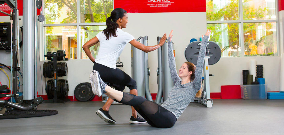 Share the Love With a Valentine's Day Partner Workout