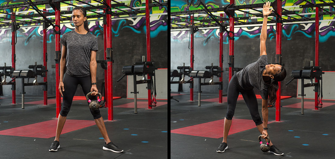 Nontraditional Core Exercises For a More Productive Workout