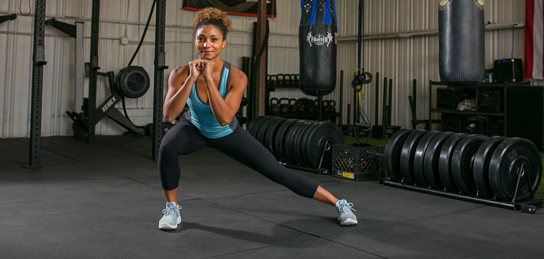 5 Lunge Variations for Leaner Legs