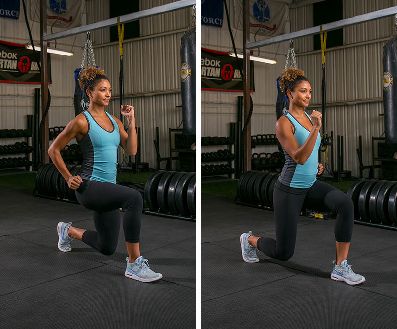 walking-lunge-variation