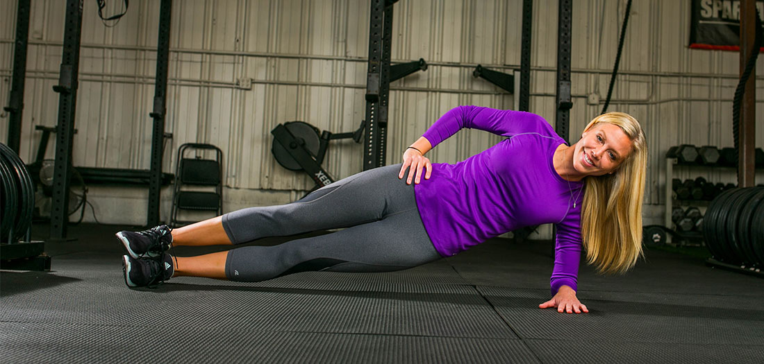 3 Core Moves to Improve Your Running Form