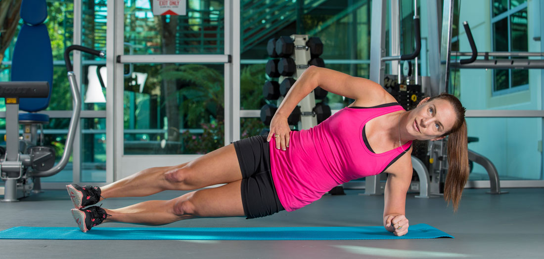 Body-weight Training: Don't Let a Lack of Equipment Keep You From Your Goals