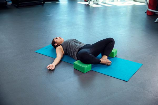 Yoga Blocks Purpose How To Use Yoga Blocks To Enhance Poses