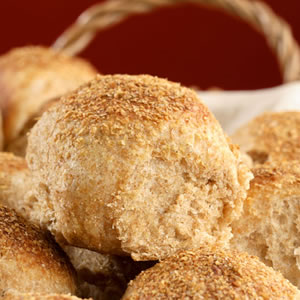 Wheat Dinner Roll
