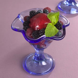 Berry Frozen Yogurt