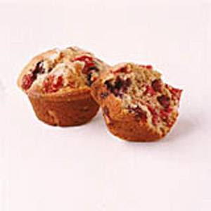 Berry Rich Muffins