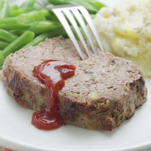 Blue Ribbon Meatloaf