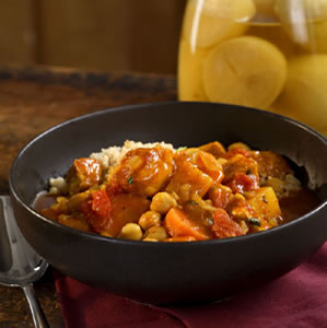 Moroccan-Flavored Pork Ragu