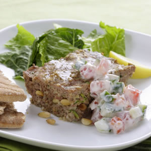 Turkey Kibbeh