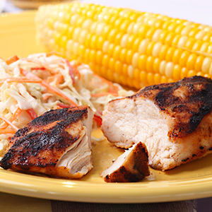 Sweet & Savory Grilled Chicken
