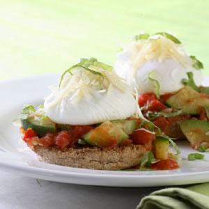 Eggs Italiano