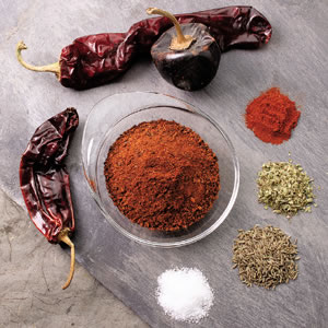 Chile Spice Rub