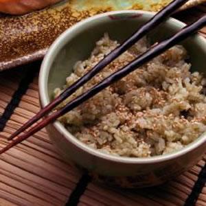 Green Tea Rice