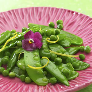 Trio of Peas