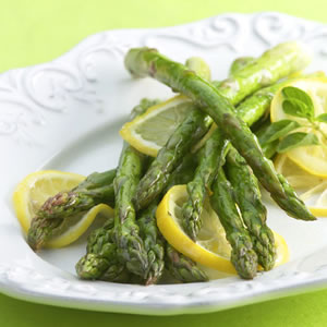 Lemon Lovers' Asparagus