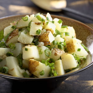 Lebanese Potato Salad