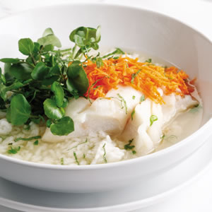 Fragrant Fish Soup