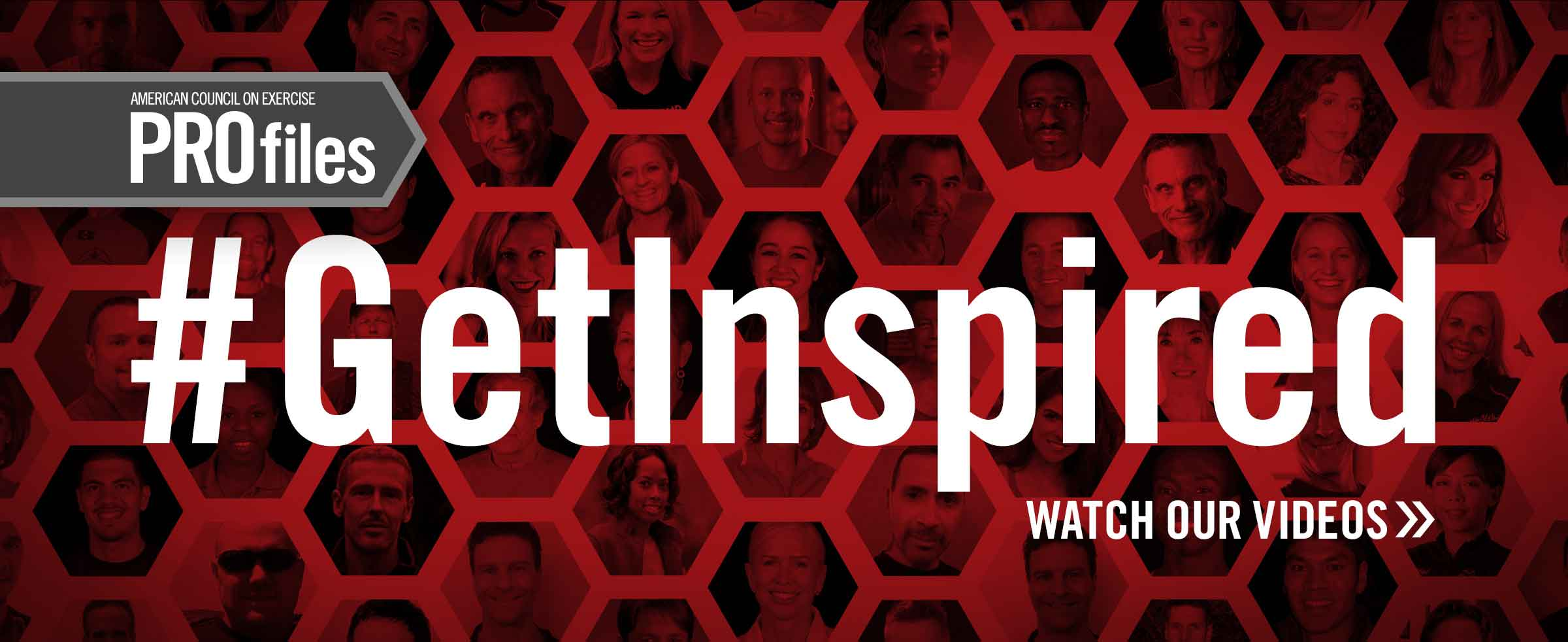 Profiles - #GetInspired