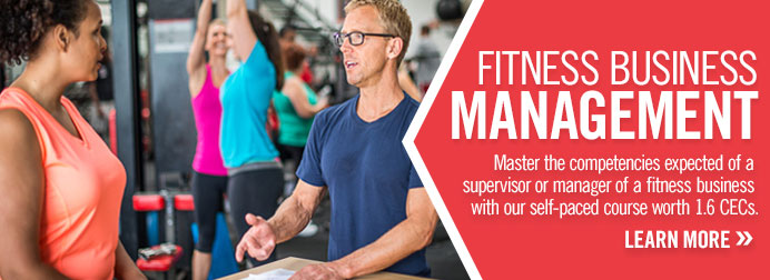 Fitness Business Management