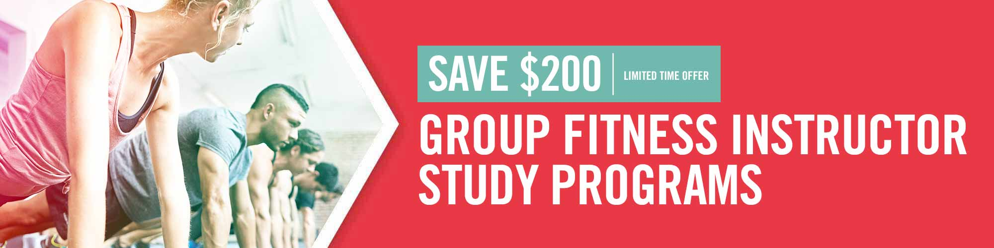 Group Fitness Instructor Study Programs