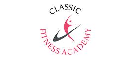 Classic Fitness Academy Logo