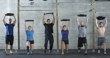CrossFit<sup>TM</sup>: New Research Puts Popular Workout to the Test