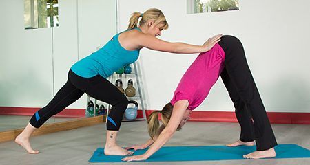 Yoga and the Art of Hands-on Adjustments