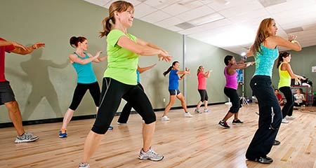 Becoming a Group Fitness Instructor