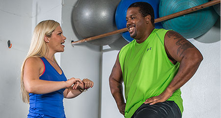 Can Personal Training Get Too Personal?